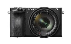 Sony Mirrorless Camera with Lens with LCD Black w/ Sony A6300, Sony Camera, Camera Gear, Best Camera, Canon Cameras, Canon Lens, Film Camera, Formation Photo, Nikon D750