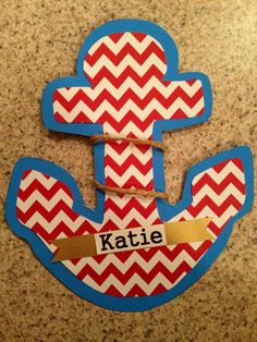 Anchor door decs!