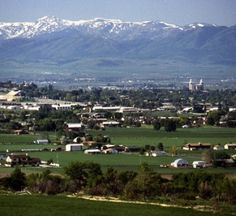 Cache Valley, UT