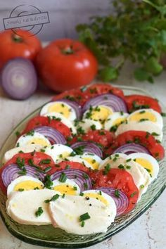 Party Food Platters, Food Dishes, Healthy Salad Recipes, Vegetable Dishes, Quick Meals, Gelato, Nutella, Good Food, Food Porn