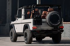 Expedition Motor Co. Will Build The Classic G-Wagen Of Your Dreams Mercedes Jeep, Custom Mercedes, Mercedes G Class, Mercedes G Wagon, Bone Stock, Audi Rs6, Benz G, Motor Company, 4x4