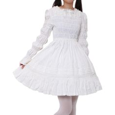 http://www.wunderwelt.jp/products/detail2455.html ☆ ·.. · ° ☆ ·.. · ° ☆ ·.. · ° ☆ ·.. · ° ☆ ·.. · ° ☆ White ruched dress Angelic pretty ☆ ·.. · ° ☆ How to order ☆ ·.. · ° ☆ http://www.wunderwelt.jp/blog/5022 ☆ ·.. · ☆ Japanese Vintage Lolita clothing shop Wunderwelt ☆ ·.. · ☆ #EGL