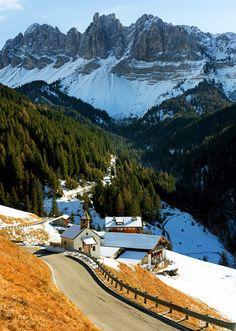Dolomites - Italy - zoltán kovács - Google+