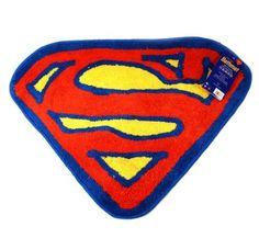 Superman Bath Towel Bathroom Decor Pinterest Towels Beaches And Beach Towel