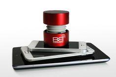 44,75€ BassBoomz Vermelha, coluna portátil bluetooth | Smartpen, Áudio e TV, Informática, Mobile, Mainline, Domótica e Gadgets