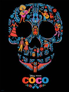 Looking for some amazing posters from your favorite movie Coco? Check out our awesome Coco poster collection. Disney Pixar, Coco Disney, Art Disney, Disney Kunst, Disney Animation, Disney And Dreamworks, Disney Love, Disney Magic, Disney Villains