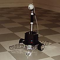 Rijdende robot