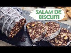 Salam de biscuiti - YouTube