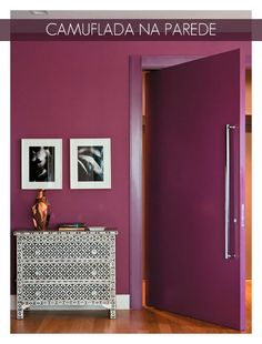 I have been coveting this color for years now. The problem is, all my walls are a different color and I don't know which one to part with...
