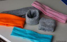 CraftSanity – A blog and podcast for those who love everything handmade » Handmade Sweatband, Wristband tutorial (and chance to win free entry into a triathlon)