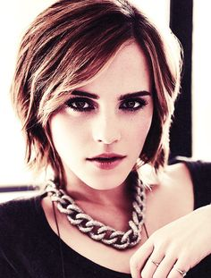 Emma Watson. i want to be her