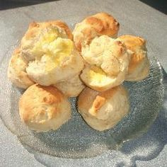 This is one of my mum's scone recipes. Its easily made with items from the cupboard and they are very light and fluffy and delicious with your favorite jam and a dollop of cream. Scone Recipes, Baking Recipes, Bread Recipes, How To Make Bread, Food To Make, Bread Making, Baking Scones, Baked Rolls