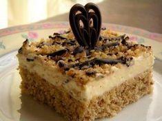 Myslíme si, že by sa vám mohli páčiť tieto piny - Czech Desserts, Russian Recipes, Sweet And Salty, No Bake Cake, A Table, Sweet Recipes, Sweet Treats, Dessert Recipes, Food And Drink
