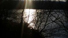 Reflet du soleil