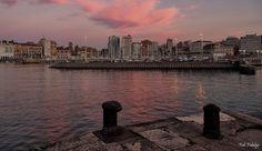 Puerto deportivo,Gijon by Fidi Fidalgo on 500px