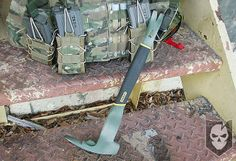 DIY Breaching Tool 02 by ITS Tactical, via Flickr
