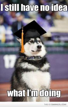 Every Graduate Ever.