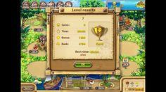 Farm Frenzy Gone Fishing only GOLD (level 7) Веселая ферма Рыбный день (Уровень 7) Золото