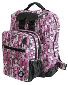 2a2712b862 New backpack on etsy. Lovely exclusive prints Skate Backpack