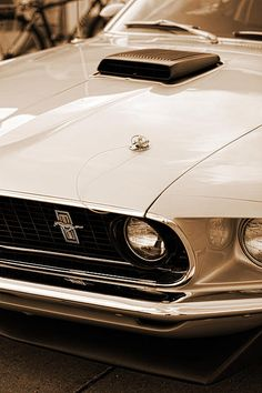 1969 Ford Mustang - By Gordon Dean II