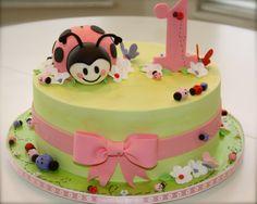 LADYBUG, LADYBUG CAKE!