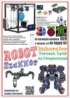 A Nyíregyházi SzC Széchenyi István Közgazdasági, Informatikai Szakgimnáziuma és Kollégiumában működő Robot Tervező, Építő és Programozó Szakkör Pinje
