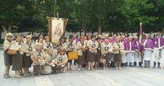 Le confraternite santermane partecipanti