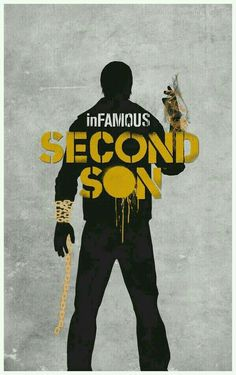 This is still the best PlayStation 4 exclusive I've ever played #Infamous #SecondSon