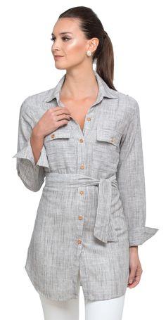 Camisa Tropicos - Camisa Tropical - 42 28d52e1731a3c