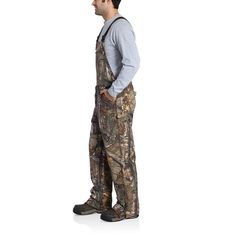 walls legend men s insulated camo bibs men s clothing on walls hunting coveralls id=30441