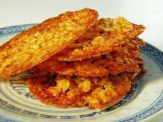 Kletskoppen | Lace Cookies - Dutch Food - Dutch Food Recipes