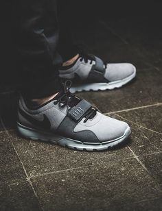 Nike SB Trainerendor: Grey