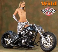 So Far Over 61,000 Real Biker Babe, Biker Event, Motorcycle and incredible photos of Professional models posing with bikes of all kinds. If it has two or three wheels it gets posted… More published...