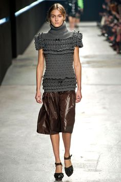 Christopher Kane - London Fashion Week - Fall 2014