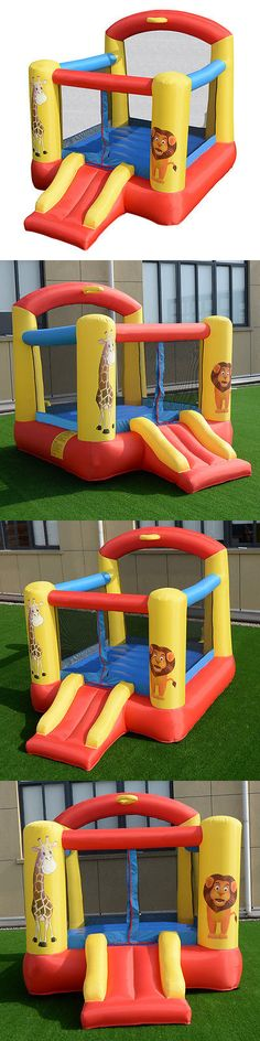 Inflatable Bouncers 145979: New Inflatable Animals Jumping Bounce House Castle Jumper Bouncer Kids Outdoor -> BUY IT NOW ONLY: $127.29 on eBay!