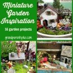 Miniature Garden Inspiration