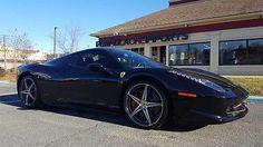 2013 Ferrari 458 Base Convertible 2-Door 2013 FERRARI 458 ITALIA*CLEAN CARFAX*ONLY 11K MILES*$0 DOWN / $3041 MONTH