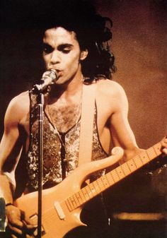 Classic Prince | 1988 Lovesexy Tour 'The Cross'! (Cleaned up and enhanced by Modernaire via Pinterest 2015)