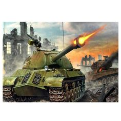 5D Diy diamond painting cross stitch diamond embroidery war tank picture diamond mosaic Home Decoration gift 20*30cm #Affiliate