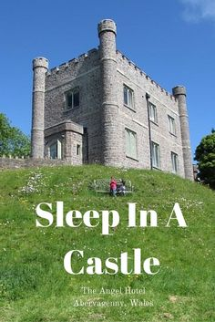 A Chance to Sleep on Castle Grounds in Wales at The Angel Hotel, Abergavenny