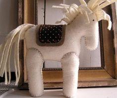 Handmade Horse @ LittleCharlies.com. Free international shipping $25.99