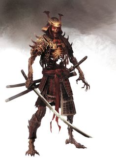 Bone Warrior by Manzanedo.deviantart.com on @deviantART
