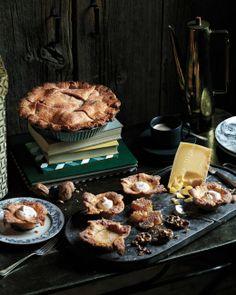 Spiced Custard Mini Pies   Martha Stewart