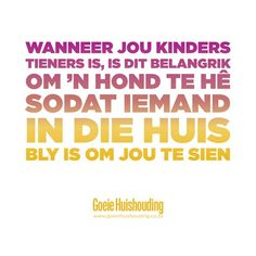 Dís waarom honde ons beste vriende is :-) Afrikaanse Quotes, Small Words, Quote Board, Have A Laugh, Cute Quotes, No Time For Me, Qoutes, Love You, Wisdom