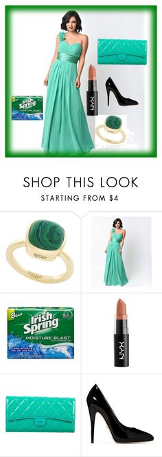 """Spring"" by amel-367 ❤ liked on Polyvore featuring Cole Haan, NYX, Chanel and Gucci"