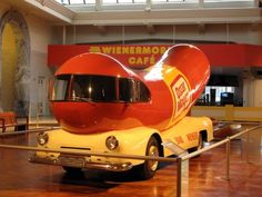 Henry Ford Museum Weinermobile