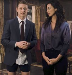 There's still time to join finest, and for an escape room adventure in New York! 🙌 Enter to win by clicking the link in our bio. Gotham Show, Gotham Series, Gotham Cast, Gotham Tv, Gotham Batman, Morena Baccarin Gotham, Benjamin Mckenzie, Sean Pertwee, Superhero Tv Shows