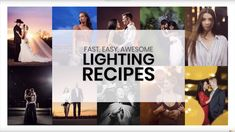 Here are 17 quick and easy off-camera lighting recipes to up your flash game - DIY Photography Types Of Photography, Flash Photography, Light Photography, Photography Photos, Creative Photography, Off Camera Flash, Photoshop Photos, Adobe Photoshop, Lighting Setups