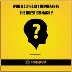 Guess the alphabet and comment below. www.fastudent.com  #Puzzles #Students