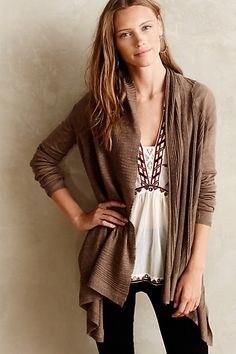 Cozy wrap cardigan - on sale for $22!  5 colors - all sizes Use code:  INAFLURRY http://rstyle.me/n/ufhrdnyg6